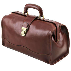 TL10077 Raffaello Leather Doctors-Gladstone-Handbag-Briefcase-Ba