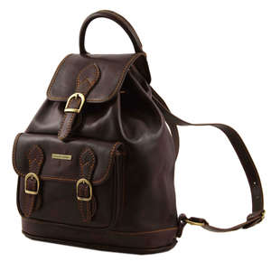 TL9039 Singapore Leather Leisure  -Buisness - Backpack - Rucksac