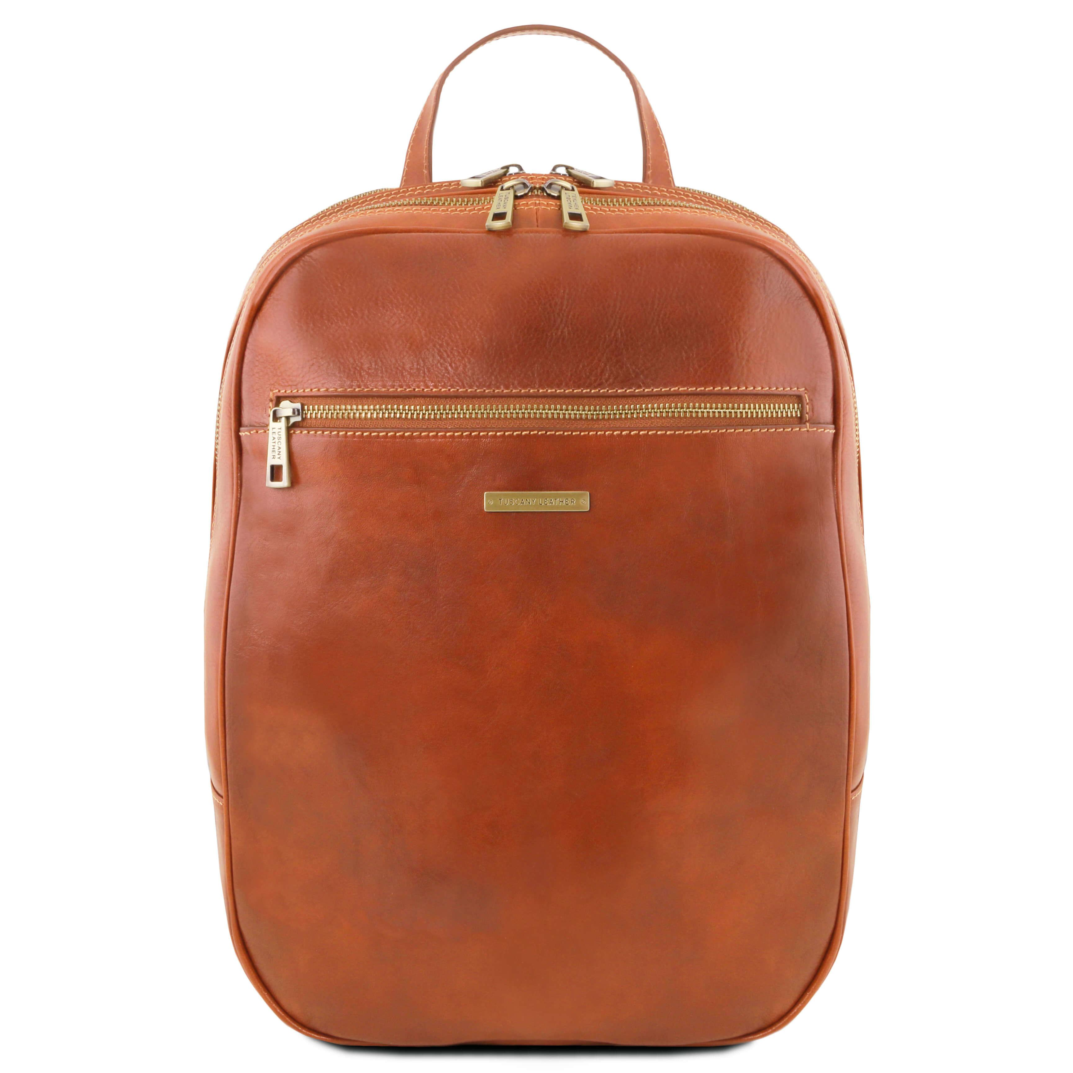 "TL141711 Tuscany Leather Osaka 13.3"" Laptop - Backpack - Rucksack - Bag"
