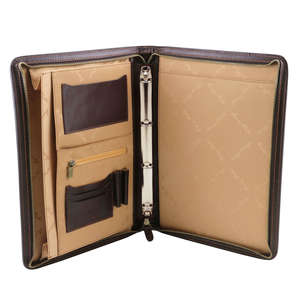 TL141295 Costanzo Leather Document - Folio-File-Presenter - Case