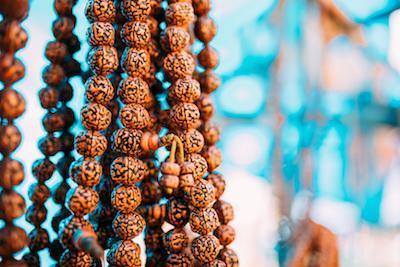 Rudraksha Seed prayer beads