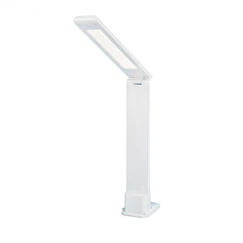 LED cordless folding lamp with dimmer switch