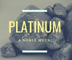 Platinum: A Noble Metal