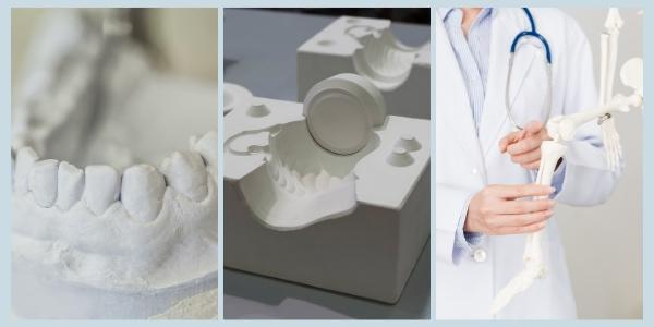 Medical applications for ceramics by Eternal Tools