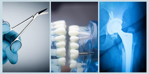 Use of Titanium in the biomedical field, by Eternal Tools