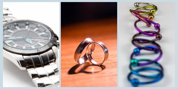 Jewellery making and the use of Titanium, by Eternal Tools