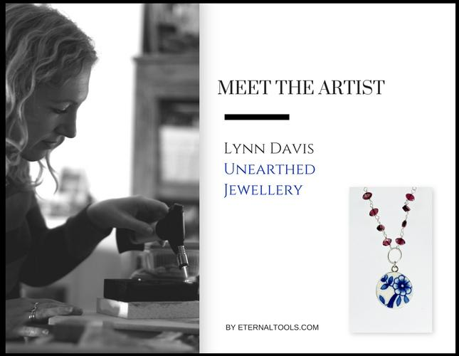 Meet The Artist. Lynn Davis of Unearthed Jewellery