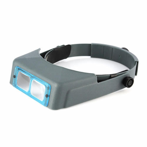 Head Band Magnifier DA-5 2.5X Donegan OptiVISOR