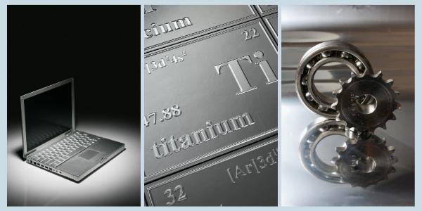 Applications of Titanium: Uses in industry and properties, by Eternal Tools