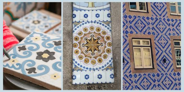 Decorative tiles as featured in the article 'Ceramic, A Complete Guide' by Eternal Tools