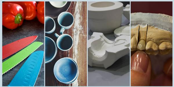 uses of ceramics by Eternal Tools