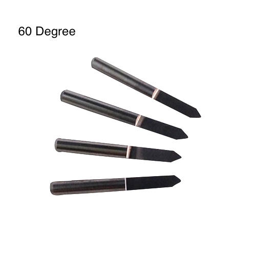 6mm shank carbide engraving points 60 degree