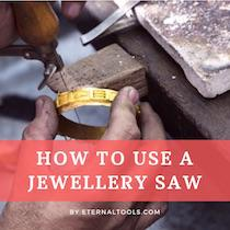 How to Use a Jewellery Saw