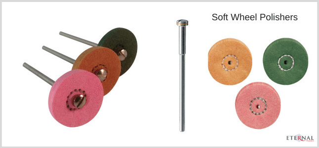 EVE Soft wheel Polishing Discs