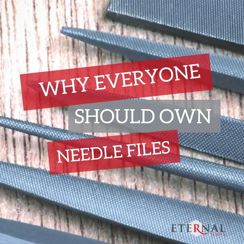 Why every jeweller and craftsperson should own a set of swiss needle files