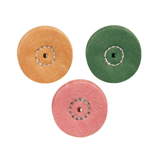 EVE SOFT wheel polishing discs for metals
