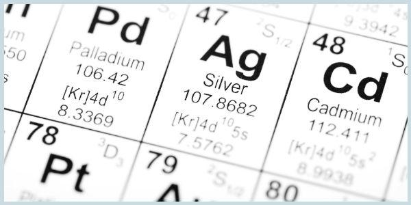 Chemical properties of silver by Eternal Tools