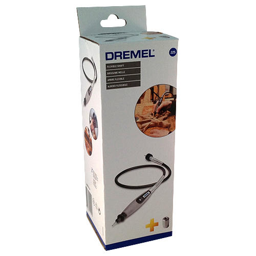 Dremel 225 Flexible Shaft Box