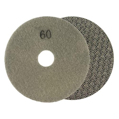 60 grit diamond angle grinding polishing pad