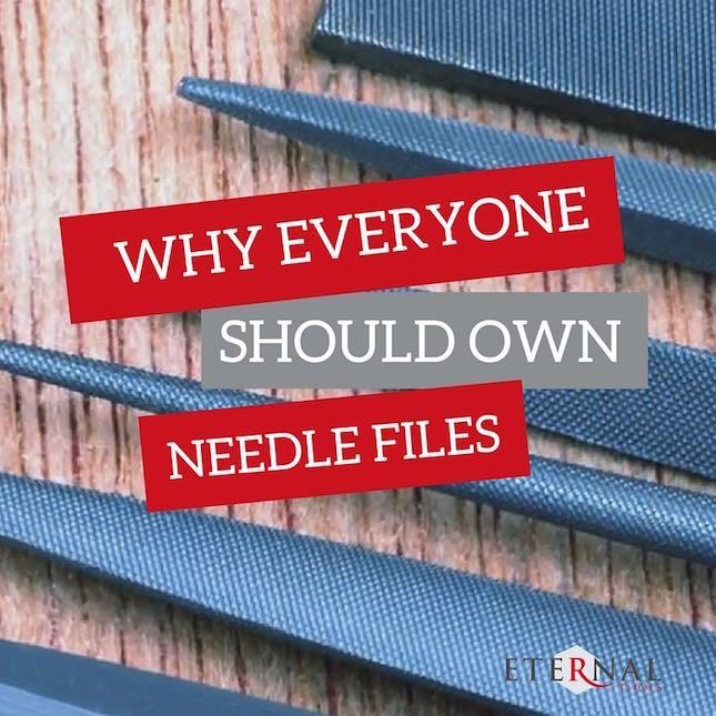 Why Everyone Should own a Swiss Needle File Set