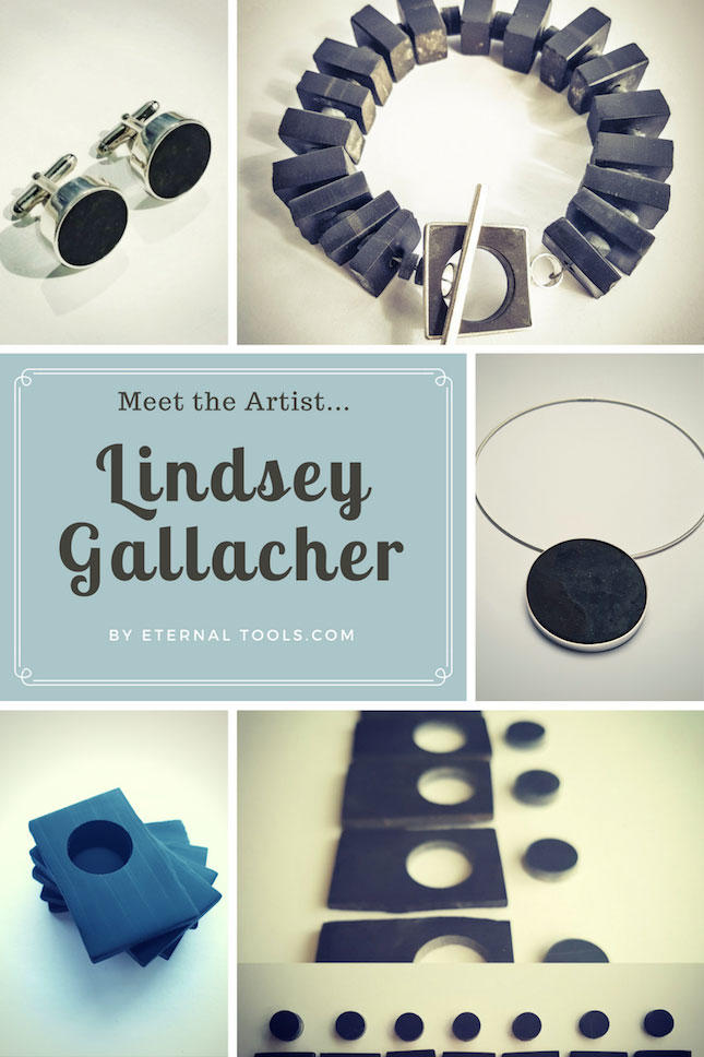 Interview with Artist and Jeweller Lindsey Gallacher