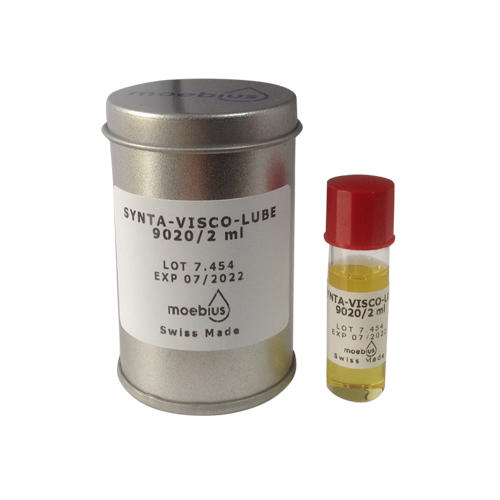 Moebius 9020 oil for large watch and clock escapements