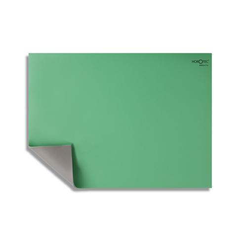 Anti-skid Horotec Watchmakers bench mat green. 320 x 240mm