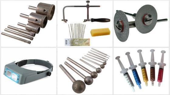 Eternal Tools, Jade carving tools