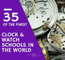 35 of the Finest Clock and Watch Schools Around the World