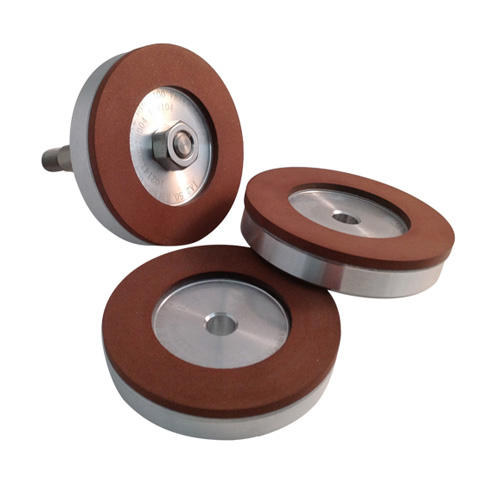Small Diamond Grinding Wheels with 8mm arbor shown