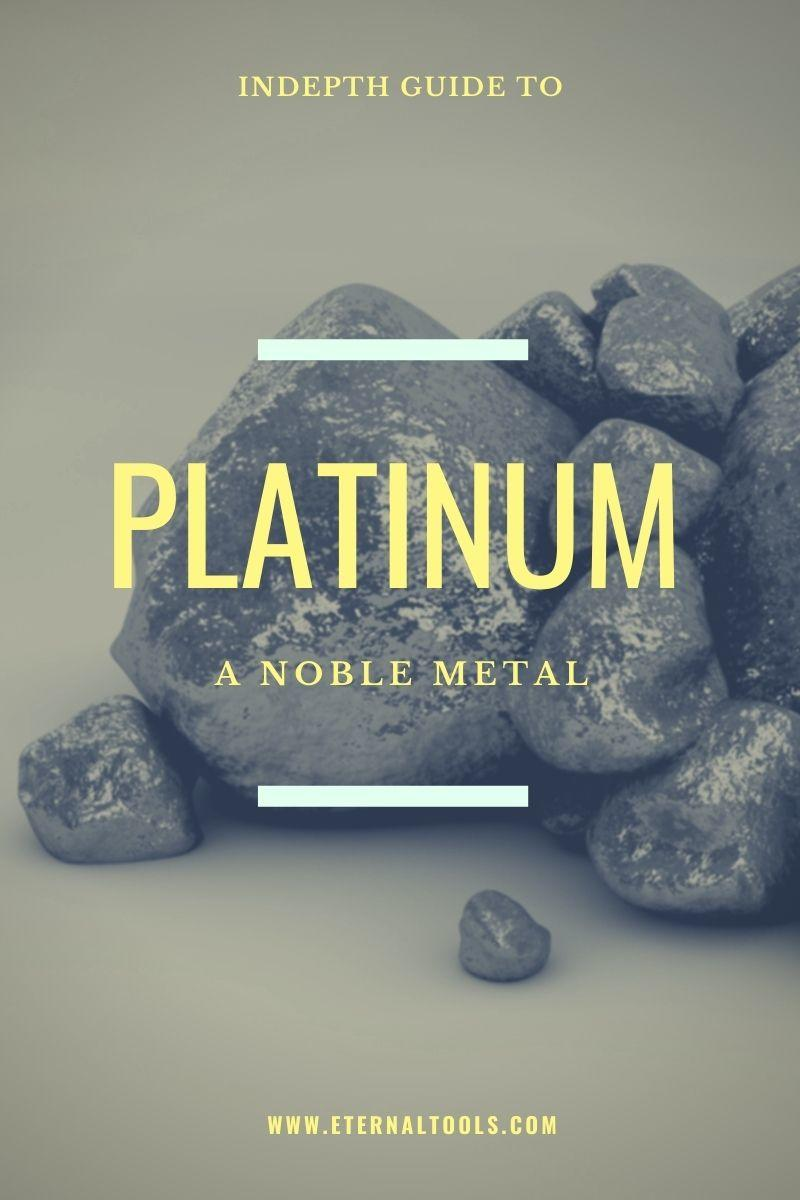 Everything you ever needed to know about Platinum and PGM's, by Eternal Tools
