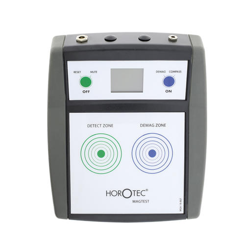 Horotec Magtest For detecting magnetism and demagnetising