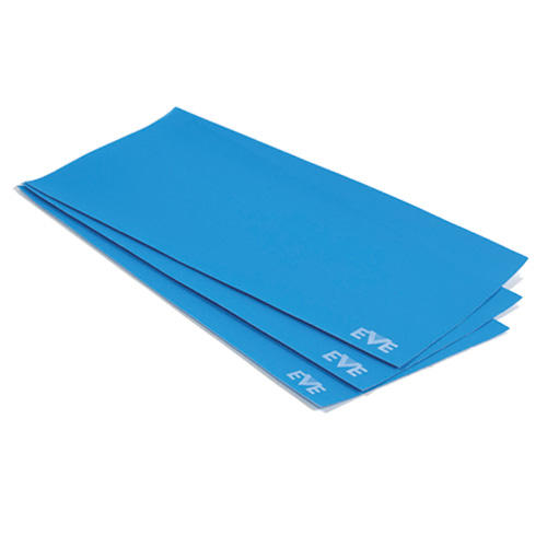 EVE Policloth 10 Micron (K2400) Blue. Pack of 3 diamond polishing cloths for all surface polishing