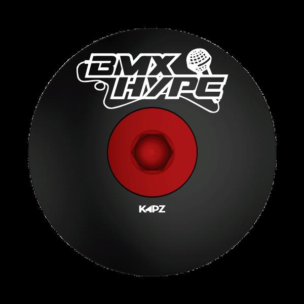 Ultimate 1 Quot Bmx Style Laser Etched Headset Cap