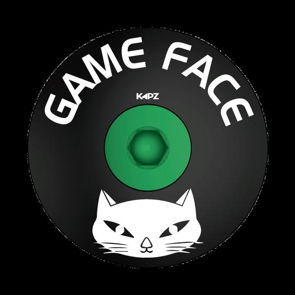 1 Quot Bmx Style Laser Etched Single Icon Headset Cap