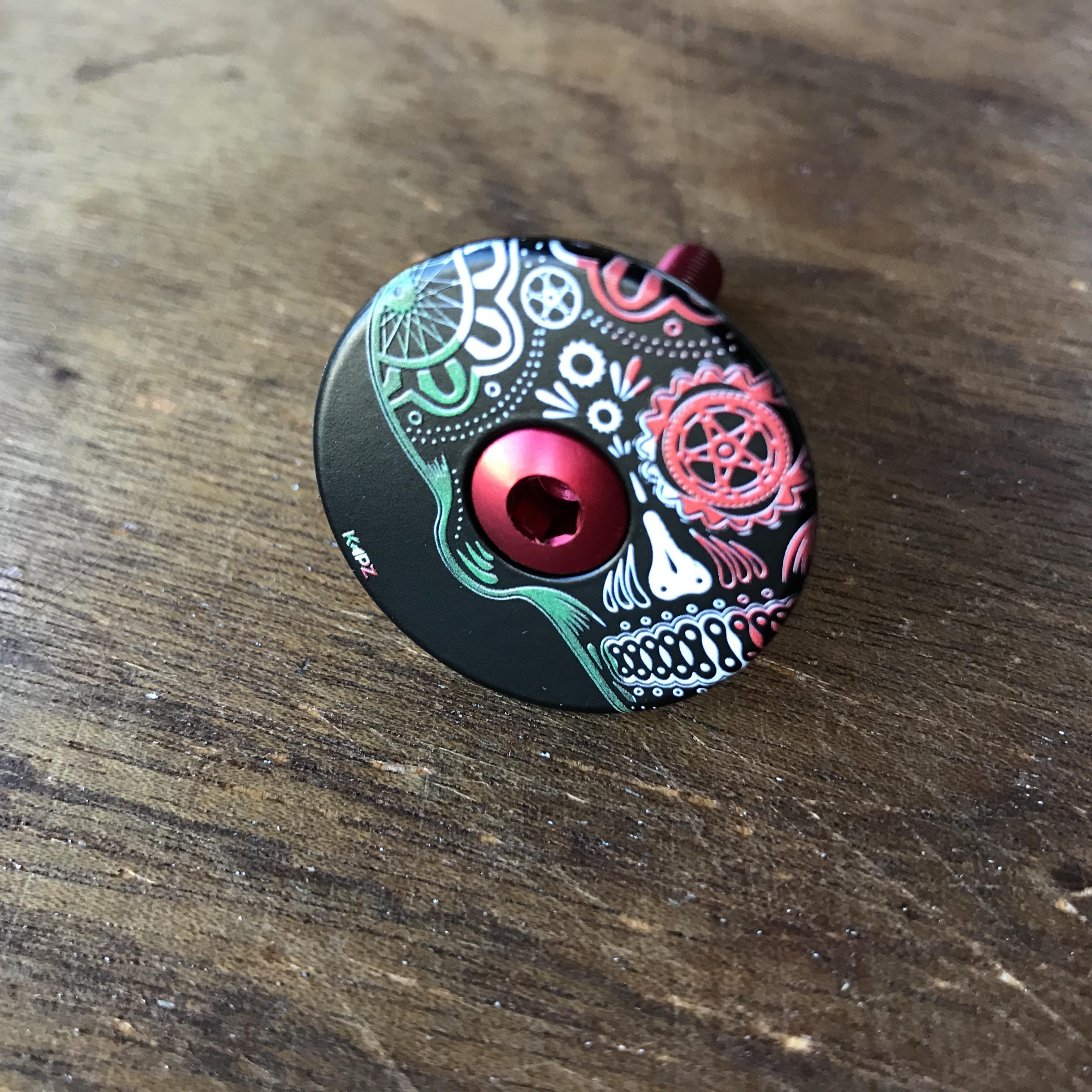 Italian Sugar Skull