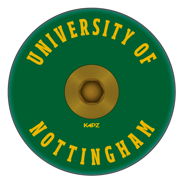 University Of Nottingham Headset Cap