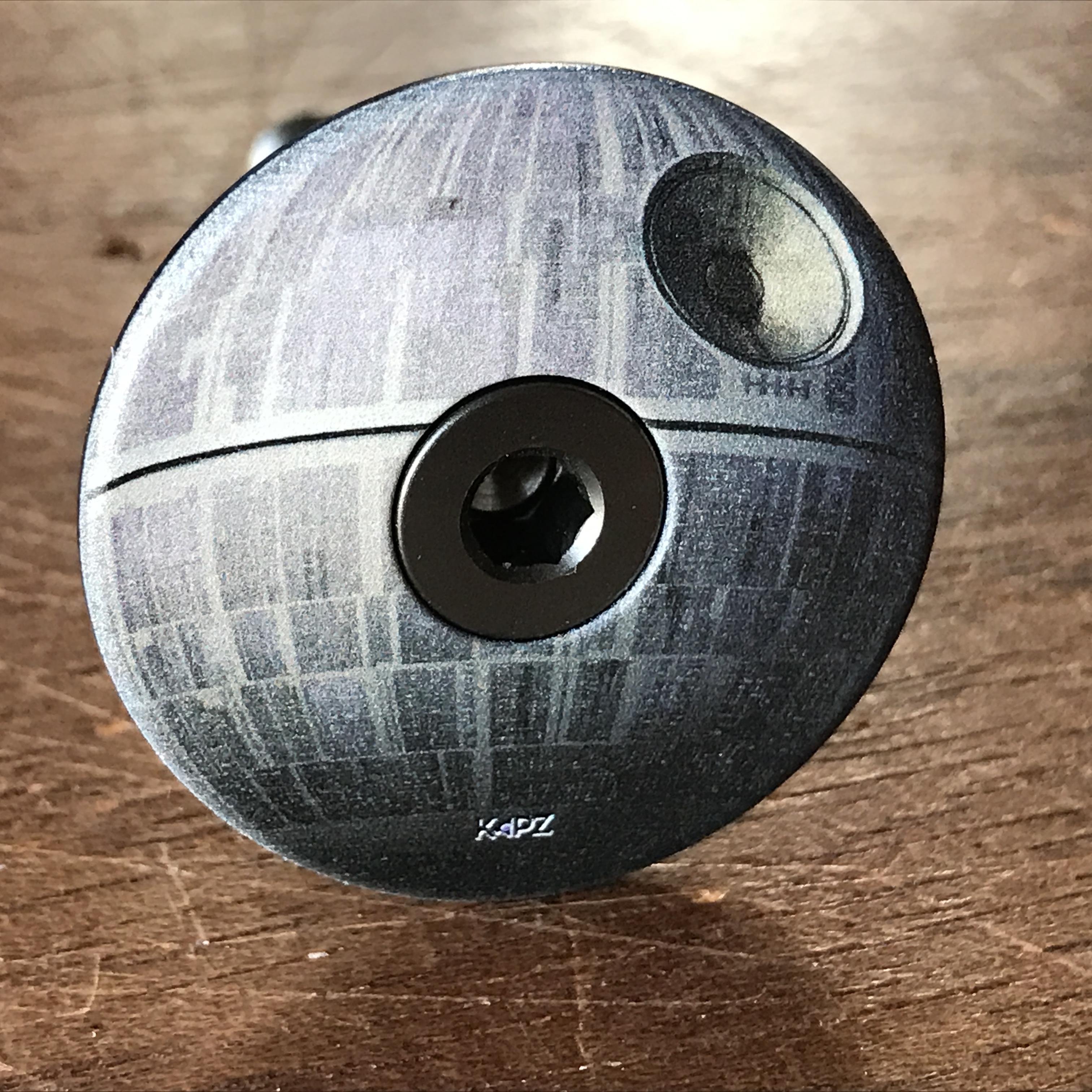 Death Star Headset Cap