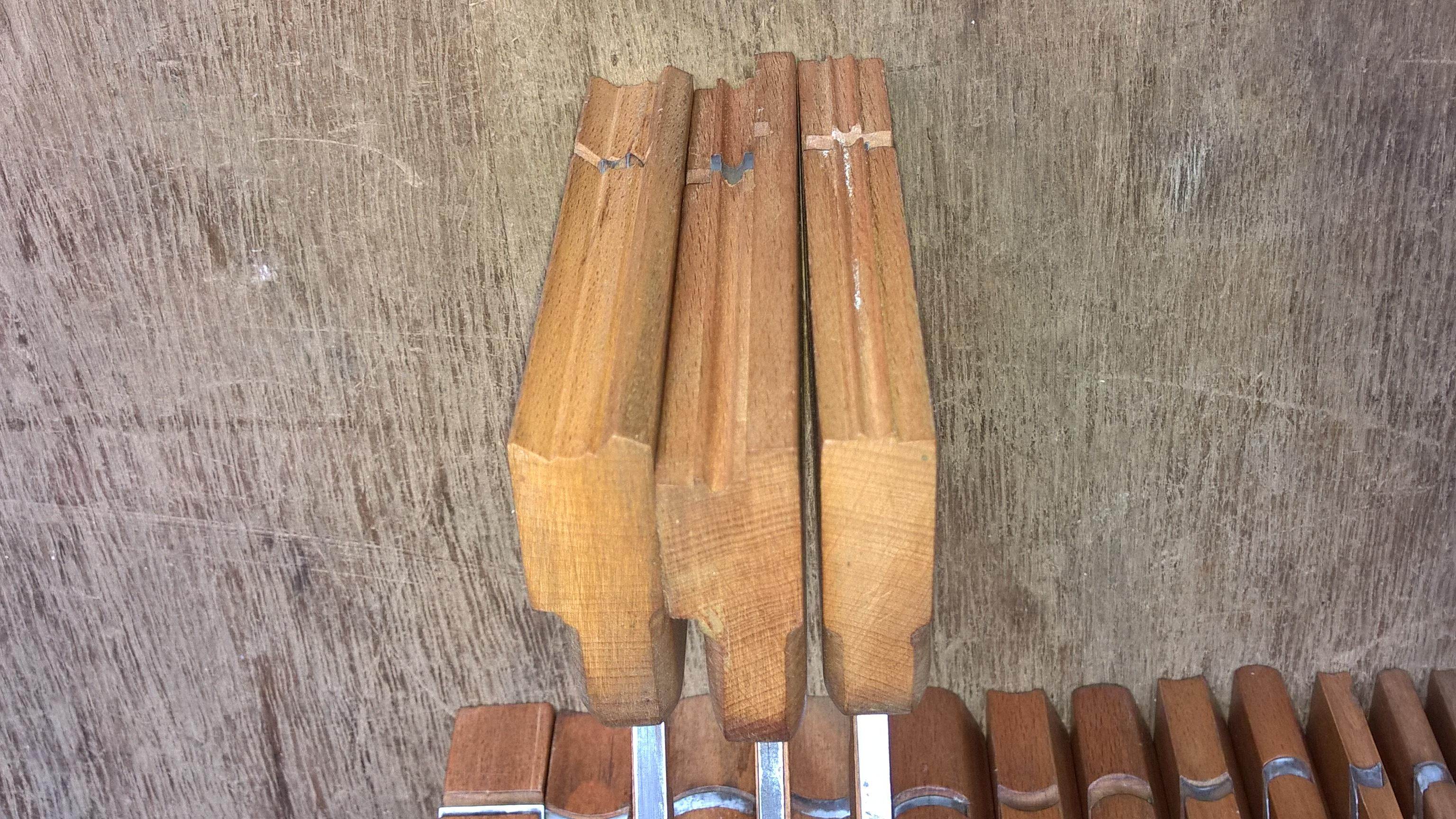 Miniature Moulding Planes by MARPLES?