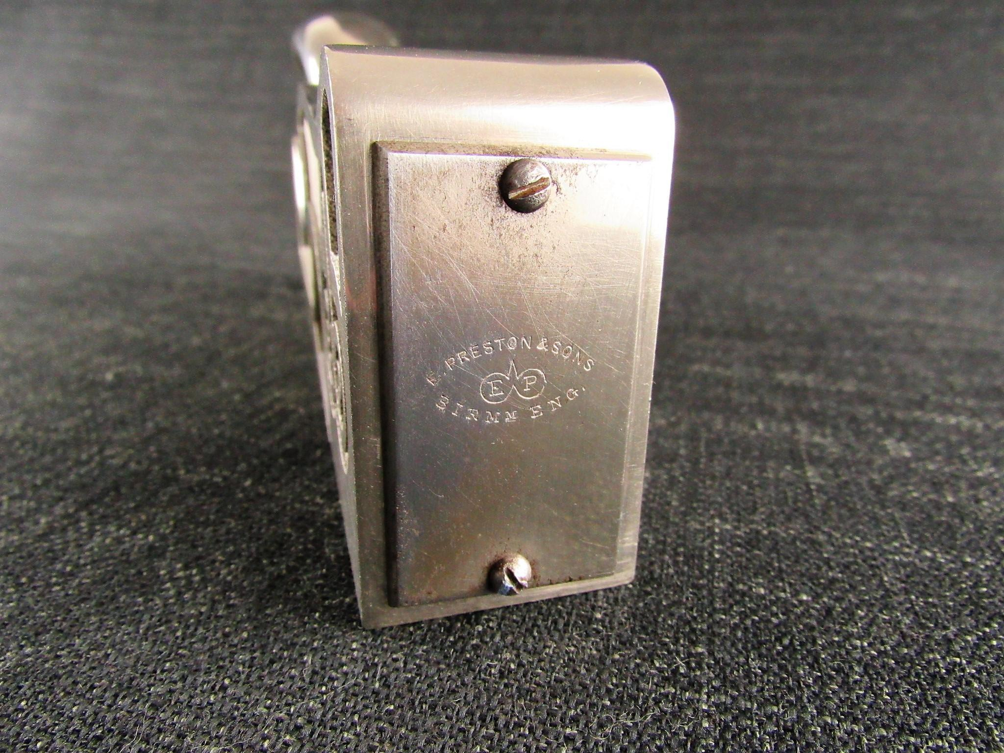 PRESTON No.1368 D Shoulder Rebate Plane