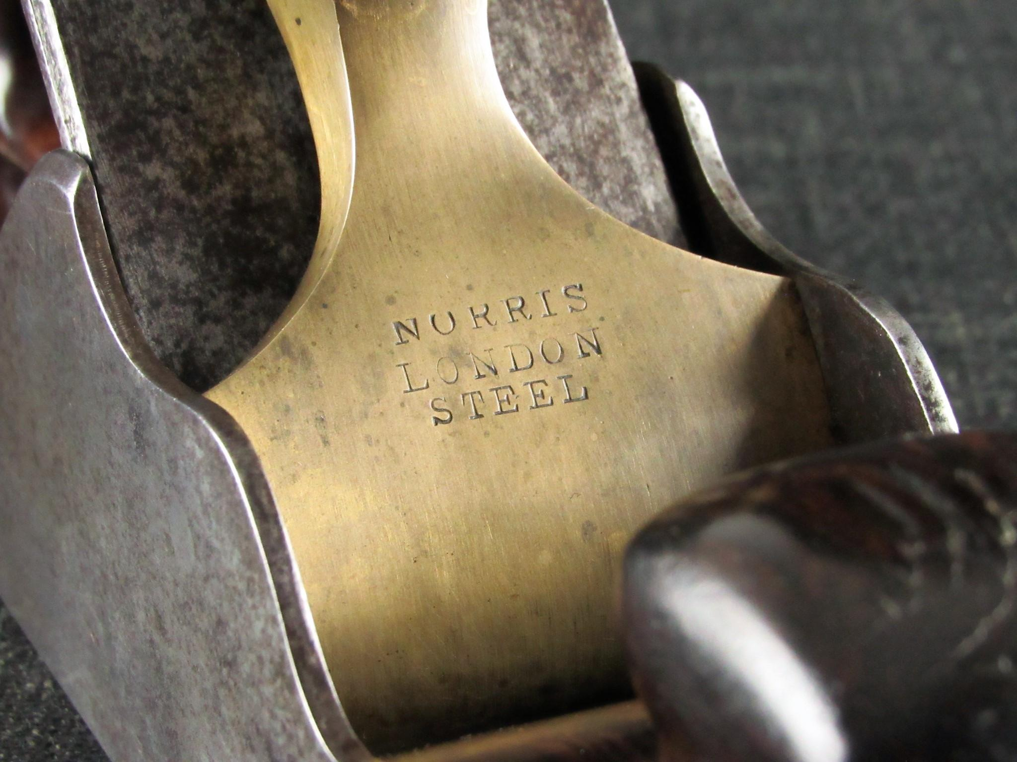 An Unusual Norris Panel Plane - by Mathieson?