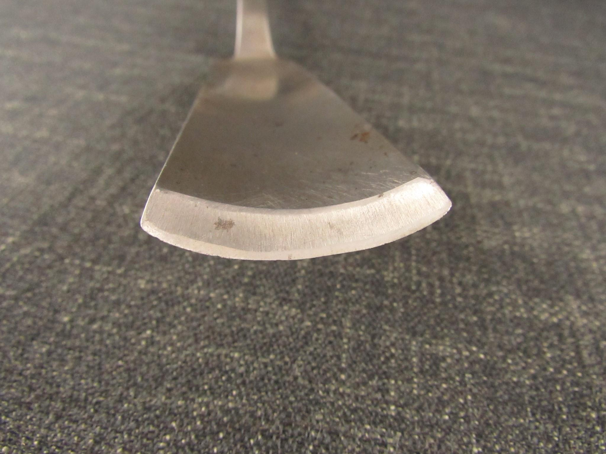 MARPLES Pattern Makers Long Strong Spoon Gouge