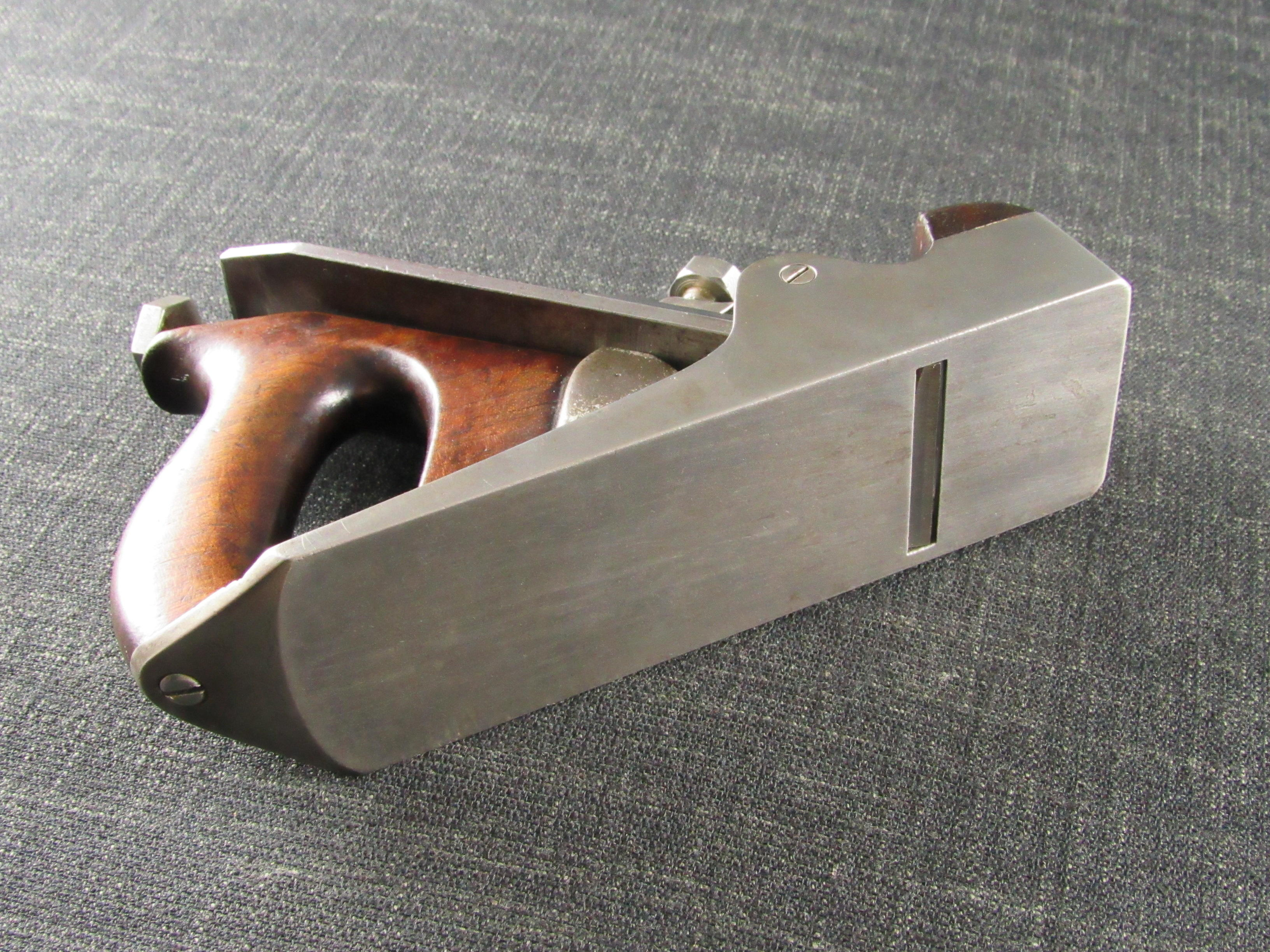 Unlisted NORRIS Smoothing Plane