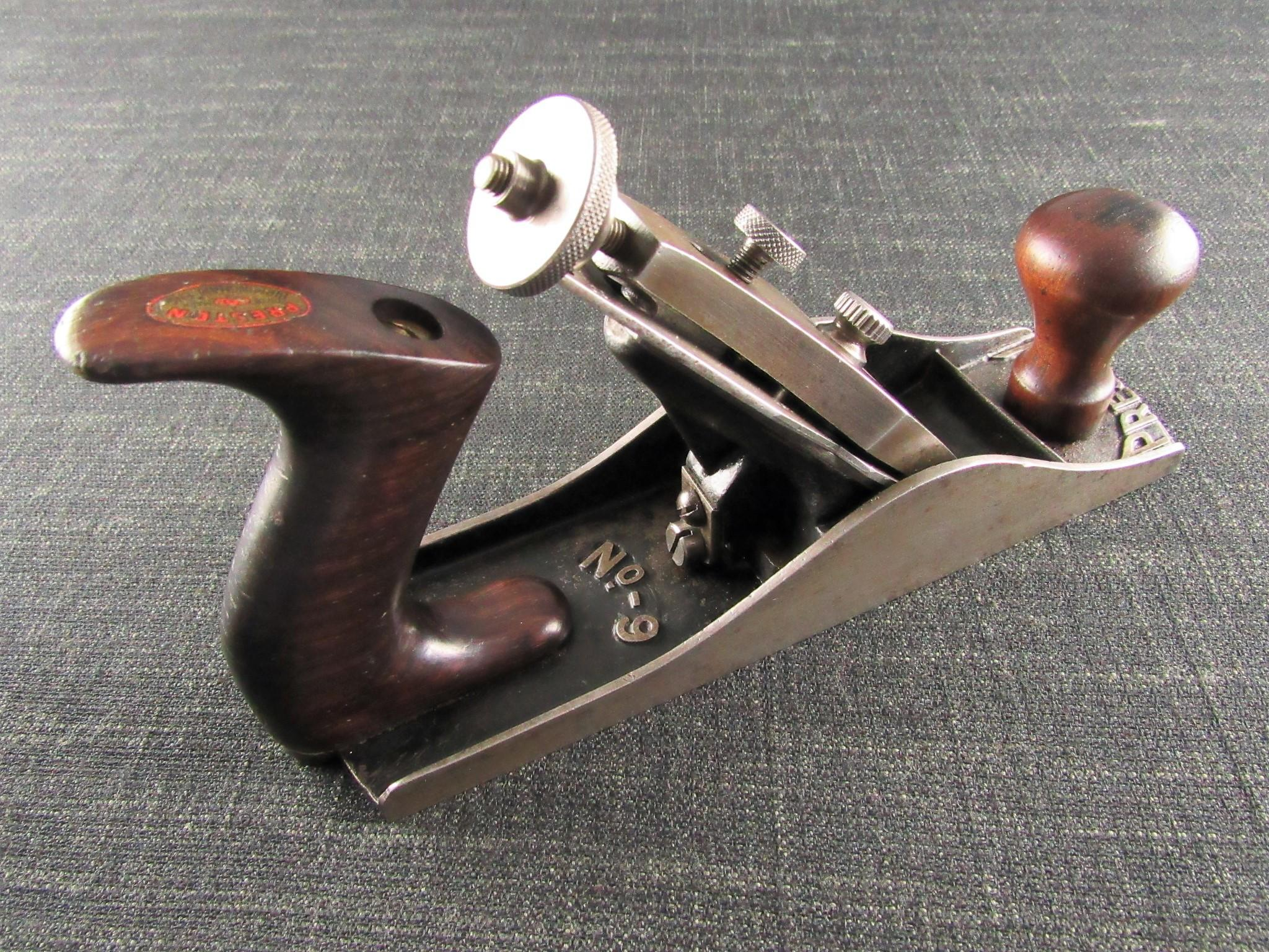 Scarce PRESTON No 9 Smoothing Plane