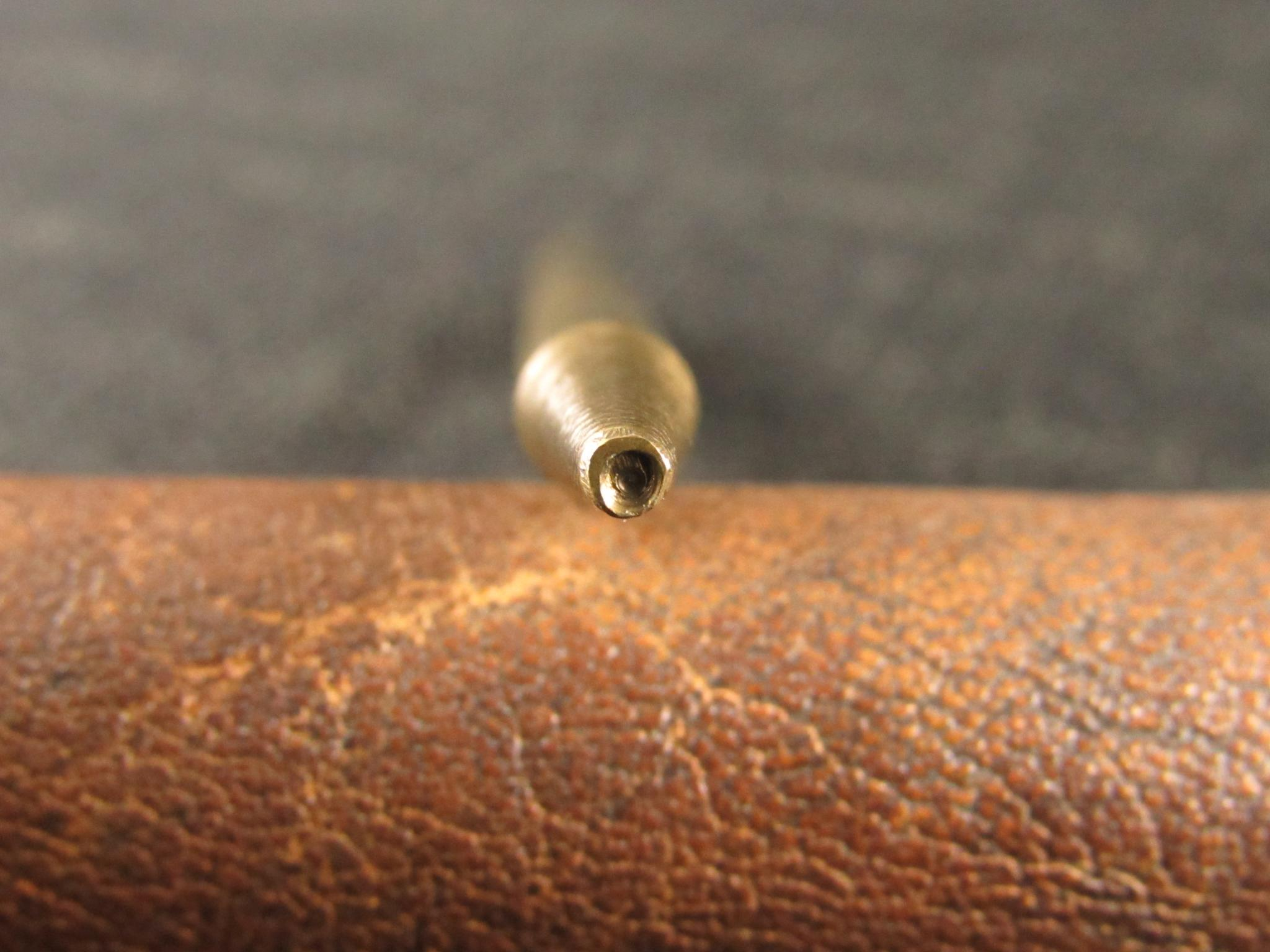 Vintage Brass Background Punch - No.4