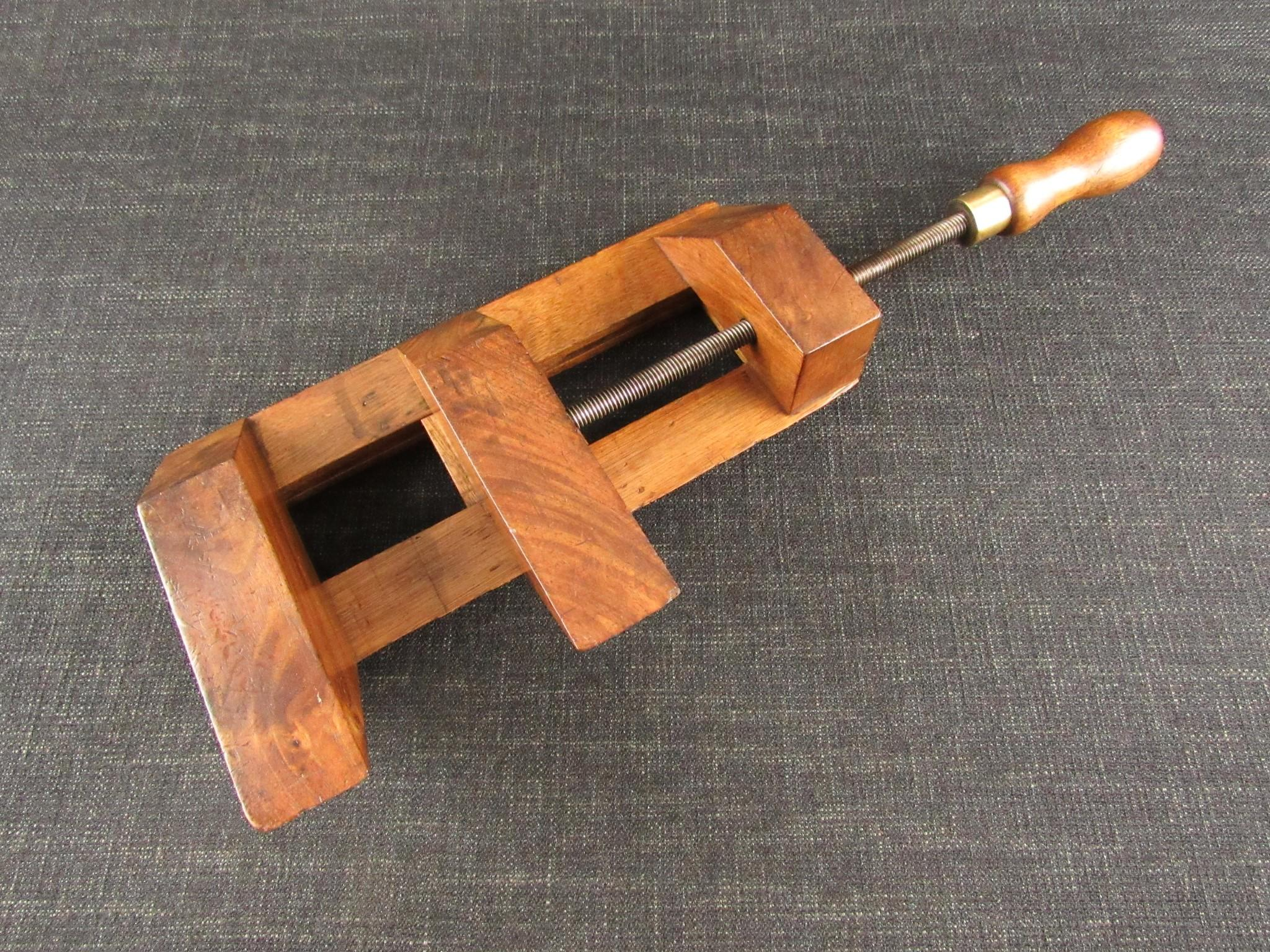 Wooden Mitre Chops - Mitre Shooting Block