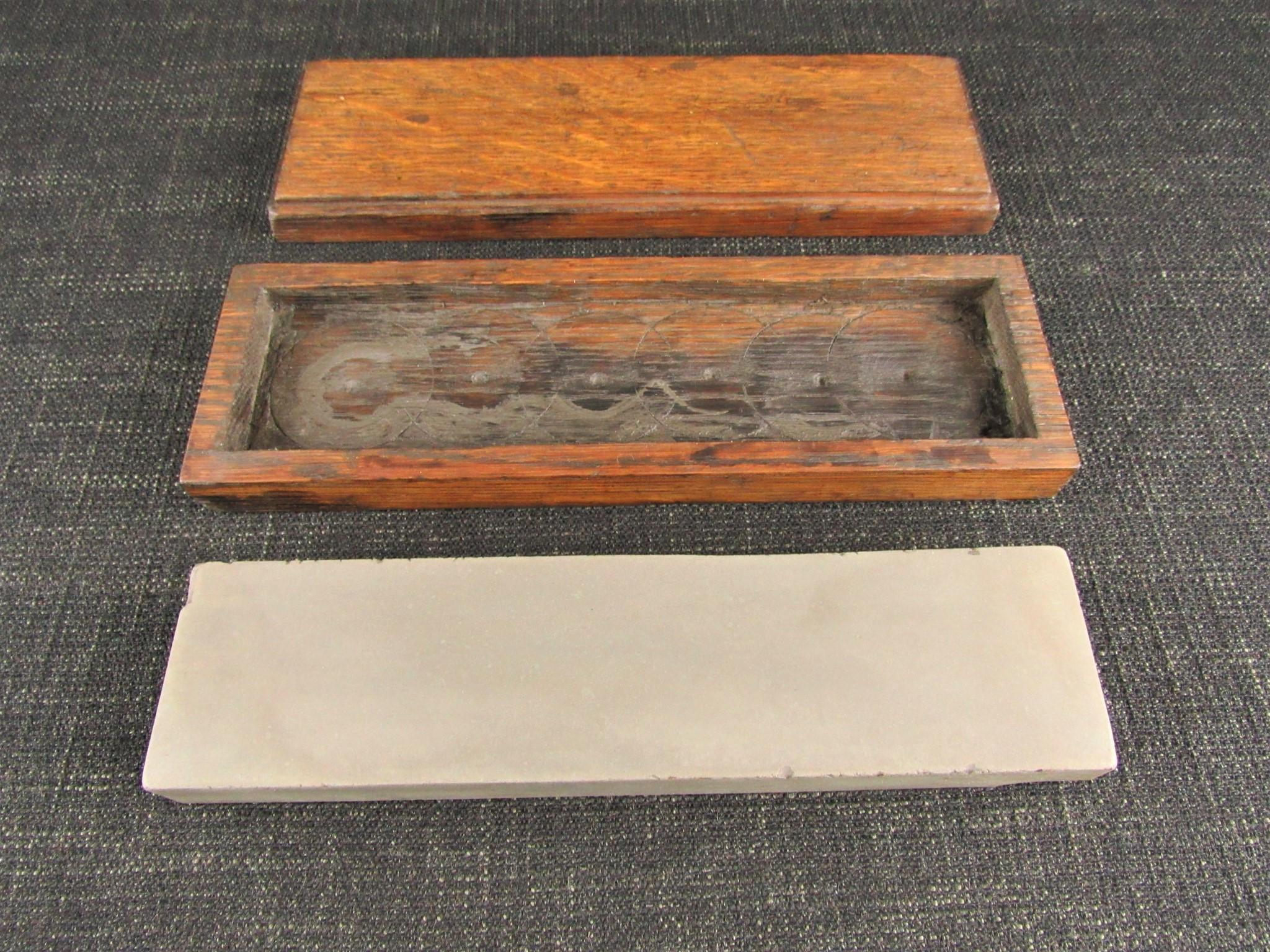 Unidentified Natural Oilstone Sharpening Stone