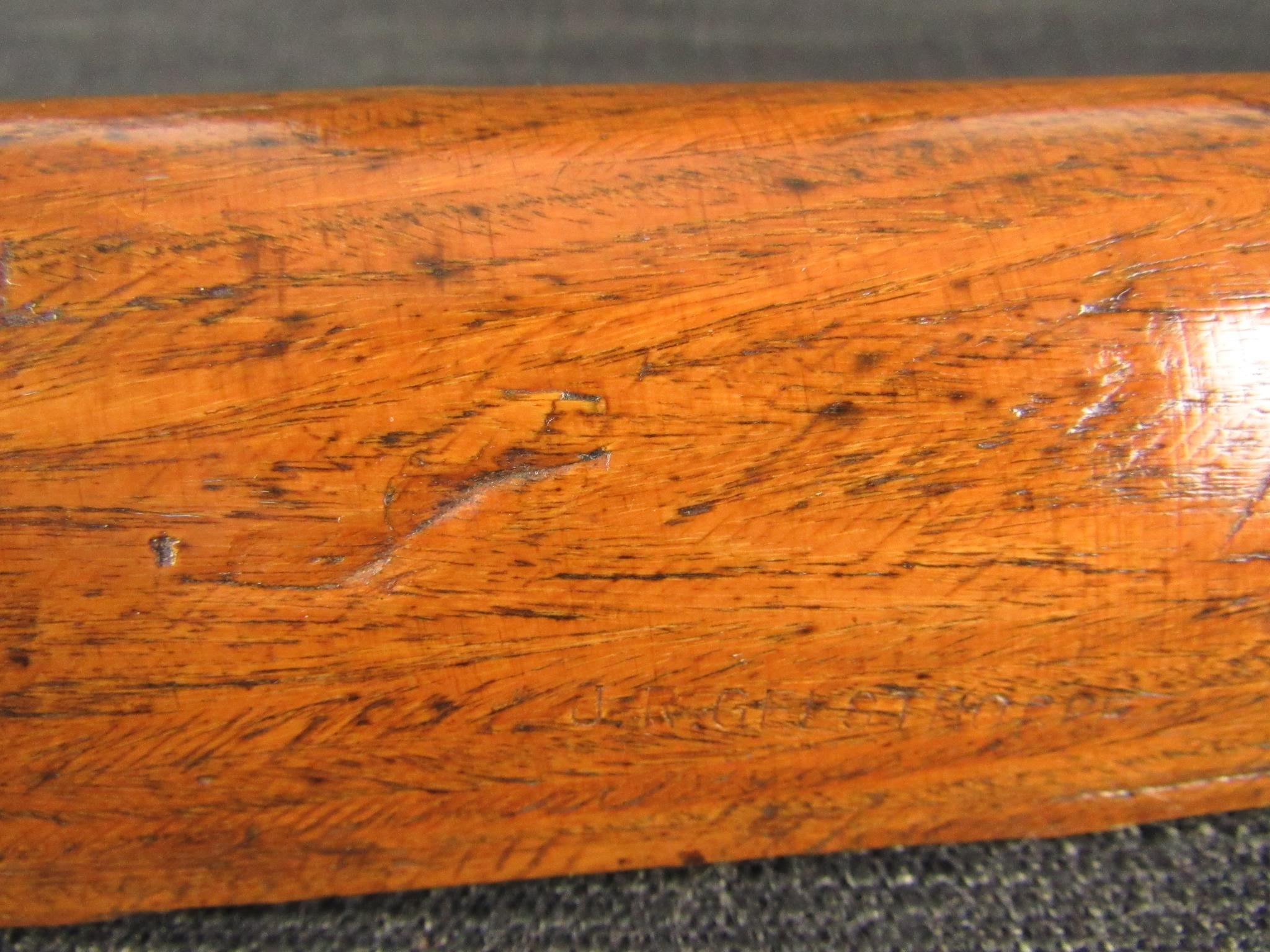 Traditional Lignum Lead Former Dressing Stick