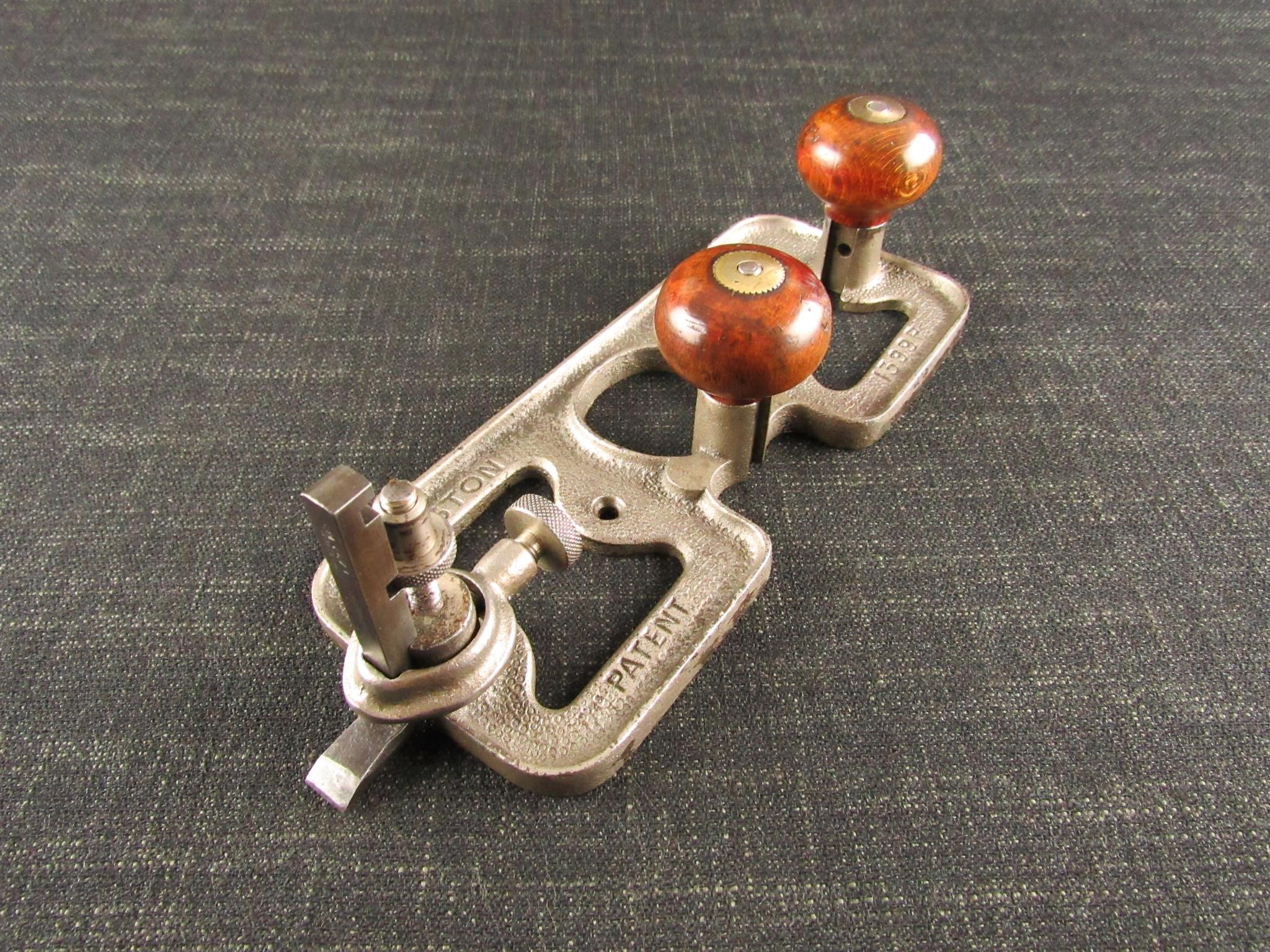 Patent PRESTON 1399P Router Plane