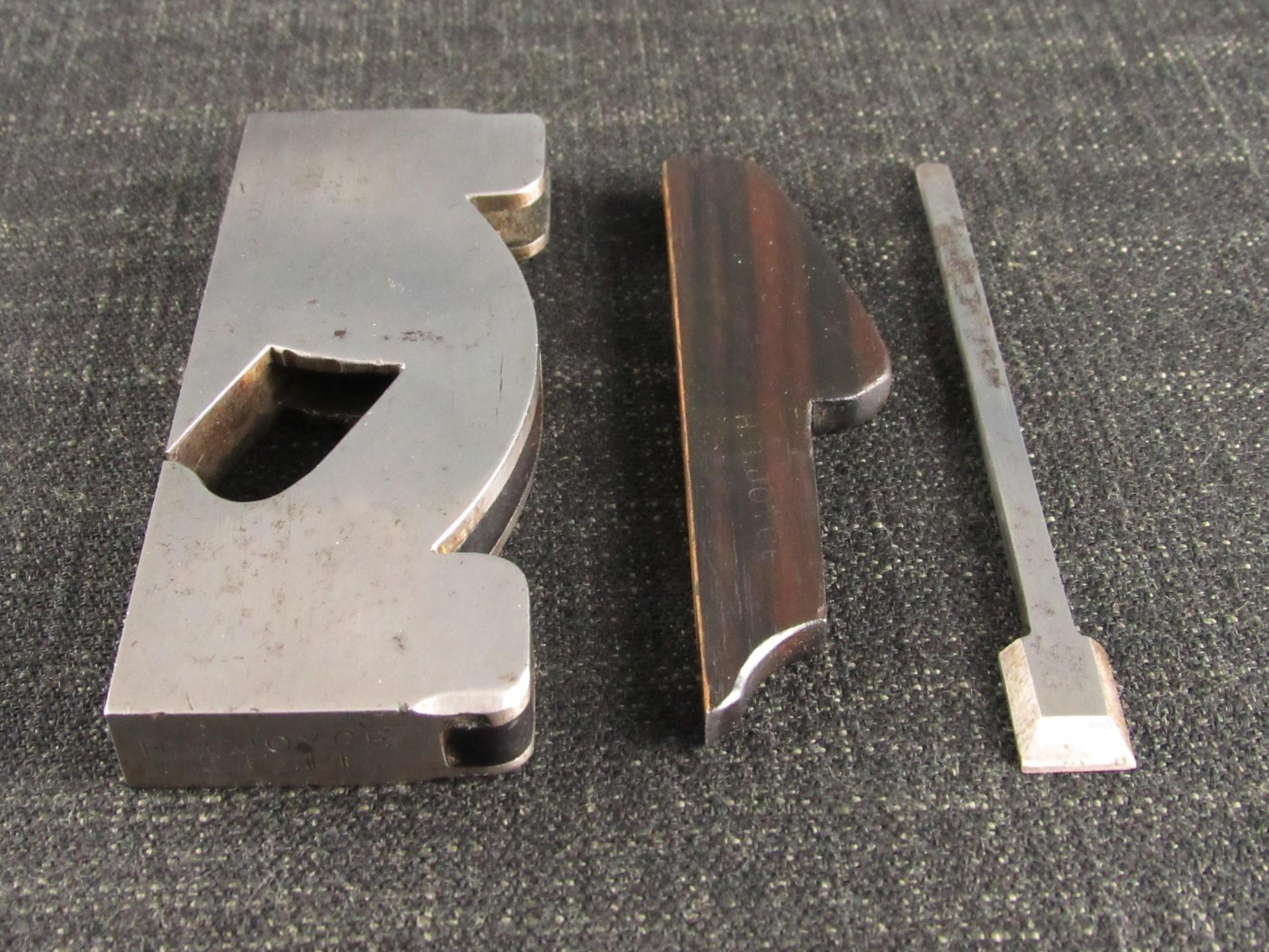 Small Infill Shoulder Plane by THACKERAY ?